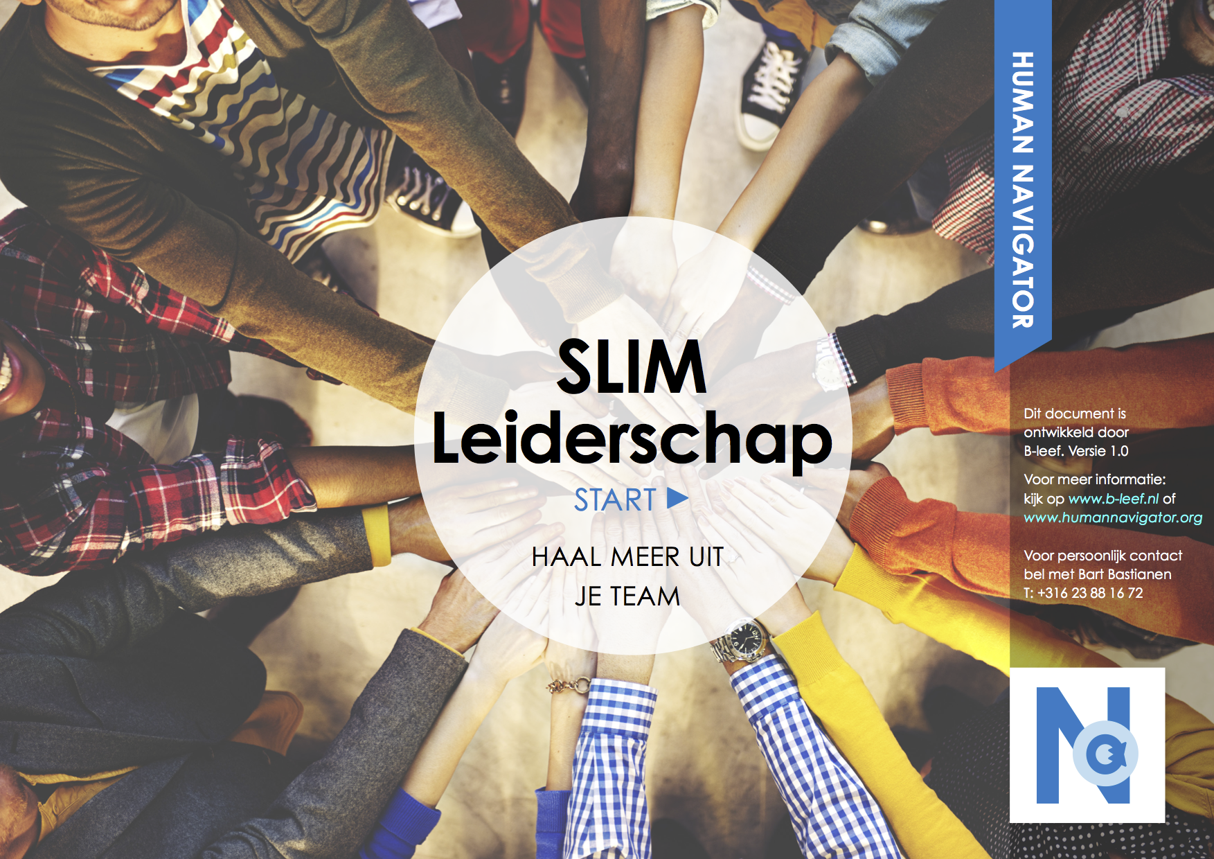 Slim leiderschap e-boek